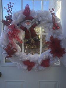 Cmas wreath.