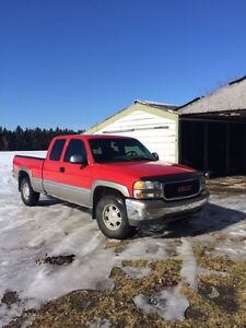 2001 GMC SIERRA $2250 or BO