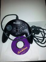 New Microsoft game controller and software