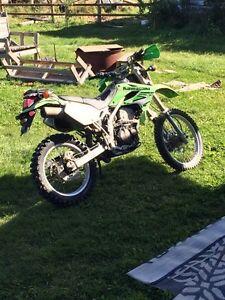 2006 kx250f