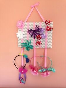 Girls hair bow/clip holder London Ontario image 4