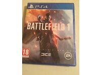 Battlefield 1 Swap For Horizon Zero Dawn PS4
