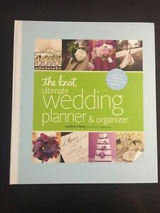 The knot ultimate wedding planner&organizer