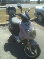 2008 scooter keeway f-act