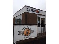 Busy Cafe and Takeaway For Sale