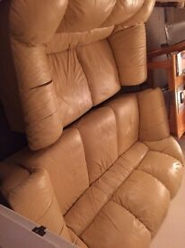 2 Seater and 3 Seater sofas FREE!