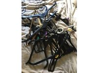 Bundle of various coat hangers FREE FREE FREE