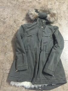 Ladies Guess jacket with removable vest