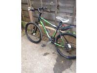 "Trek 3500 26"" mens mountain bike"