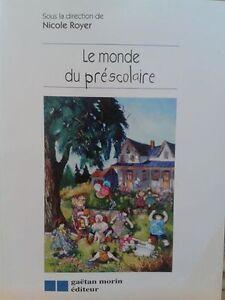 Le monde du préscolaire Saguenay Saguenay-Lac-Saint-Jean image 1