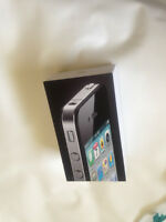 ROGERS 16 GB IPHONE4 WITH DOCKING STATION , OTTERBOX AND CHARGER