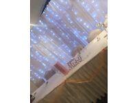 LED BACKDROP HIRE 6x3 Backdrop hire 3x3