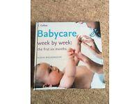 Baby Care - Week by Week Book