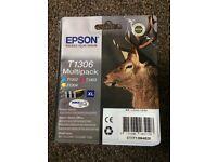 Multipack Epson printer cartridges