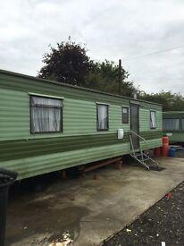 3 bed caravan