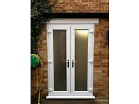 UPVC door units from £599 fitted