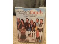 Modern family box set