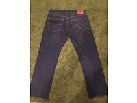 Men's Levis Jeans 501 34/30