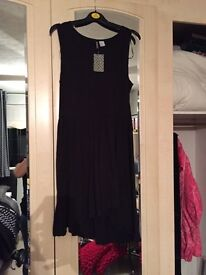 With Labels H&M dress