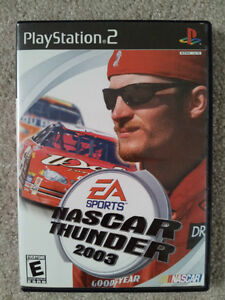 Nascar Thunder 2003 / PS2 / MINT DISC London Ontario image 1
