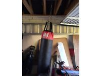 BBE punch bag