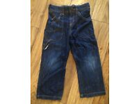 Kids children's DKNY jeans size 4