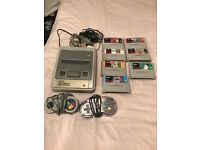 Snes Super Nintendo plus games