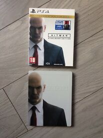 Hitman the complete season 1 steelbook edition PS4