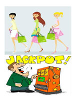 Casino Bus Trips to Collection Outlet & Fallsview Sat, June 6th