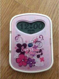 Secret safe diary mini