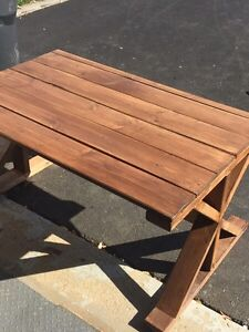 Selling coffee table and one matching end table  Kitchener / Waterloo Kitchener Area image 1