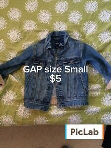Jean Jacket from GAP size Small London Ontario image 1