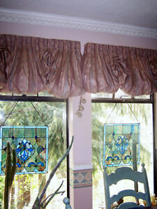 Beautiful Window Topper Cutains Campbell River Comox Valley Area image 4