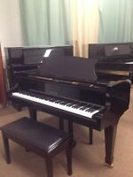 SOJIN Baby Grand Piano for sale - $5950 with delivery, tuning...