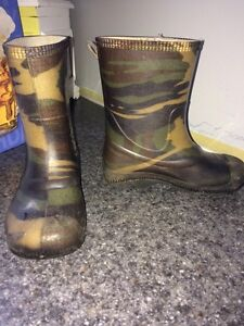 Rubber boots & winter boots