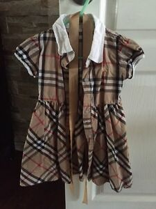 Beautiful Plaid Dress size 2
