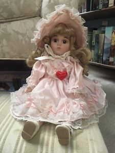 Beautiful Porcelain Dolls  Downtown-West End Greater Vancouver Area image 7