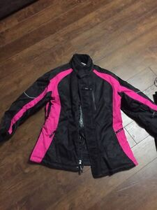 Flotex Tric Flotation snow suit great for snowmobiling.