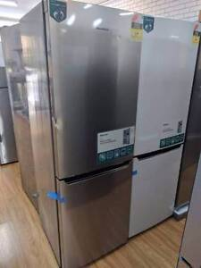 Hisense 320L Bottom Mount Fridge STAINLESS STEELone year warranty Craigieburn Hume Area Preview