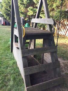Swing set (PPU Sat) Kitchener / Waterloo Kitchener Area image 3