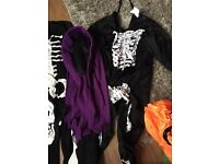 Halloween set sell together or separately