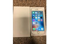 iPhone 6 64gb gold unlocked and clean condition
