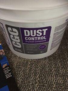 Drywall compound and primer