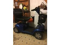 Careco mobilty scooter