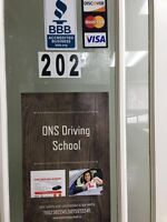 Driving School-Optional  ONLINE INSURANCE  CLASSROOM,BBB accred.