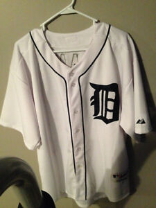 XL Detroit Tigers Justin Verlander Baseball Jersey Kitchener / Waterloo Kitchener Area image 1