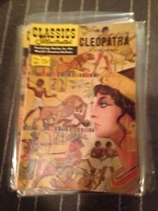 20 classics illustrated comics