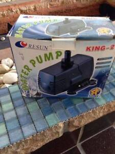 Resun King 2 water pump - for fountain or waterfall. New! Tarrawanna Wollongong Area Preview