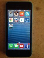 Unlocked iPhone 5c (wind, koodo, rogers, fido ect)
