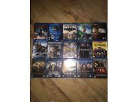 Blu Ray bundle, 18 films in total £15 B44